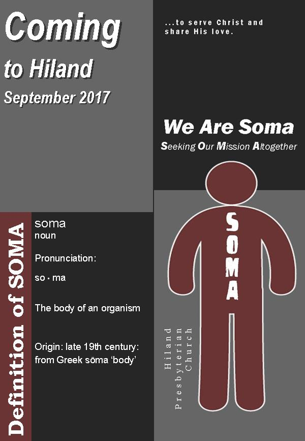 SOMA website teaser